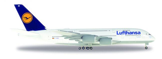 herpa 515986-004 Airbus A380-800 Lufthansa  neue Kennung Johannesburg Flugzeugmodell 1:500
