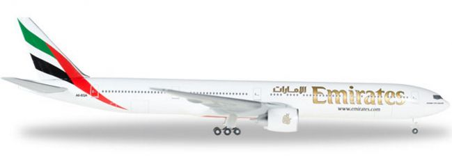 herpa 518277-004 Emirates B777-300ER A6-EQA | WINGS 1:500