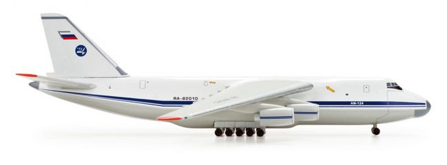 herpa 518413-001 Antonov AN-124 224th Flight Unit State Airlines Flugzeugmodell 1:500