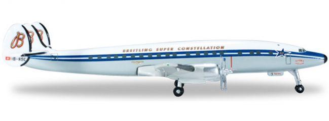 herpa 523035-001 L-1049H Breitling SCFA 60th | WINGS 1:500