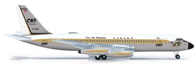 herpa 523141 CV-880 CAT Civil Air Transport Flugzeugmodell 1:500