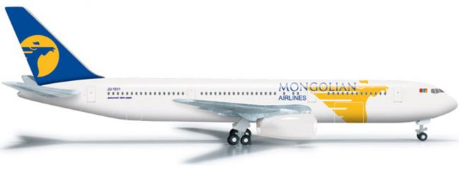 herpa 523905 B767-300 MIAT Mongolian Airlines Wings 1:500