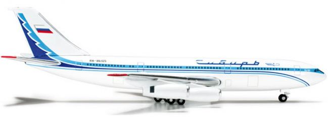 herpa 524131 IL-86 Siberia Airlines WINGS 1:500