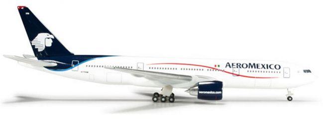 ausverkauft | herpa 524483 Boeing B777-200 Aeromexico WINGS 1:500