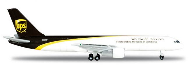 herpa 524612 Boeing B757-200F UPS Airlines WINGS 1:500