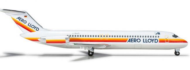 ausverkauft | herpa 524827 Aero Lloyd Douglas DC-9-30 | Flugzeugmodell 1:500