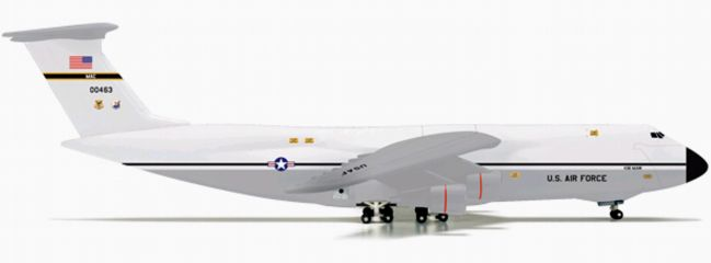 ausverkauft | herpa 524995 C-5A Galaxy USAF, 436th MAW WINGS 1:500