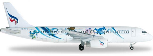 "herpa 526524 A320 Bangkok Airways ""Mascots"" | WINGS 1:500"
