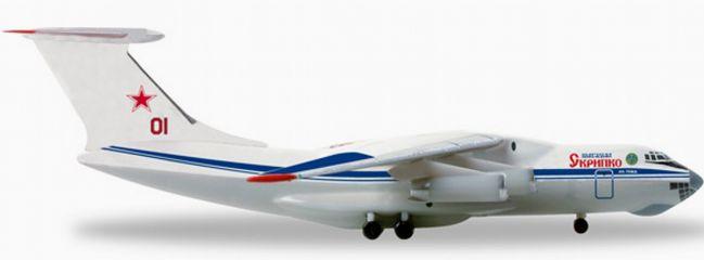 herpa 526746 IL-76 Russian AF 'Marshal Skrypko' WINGS 1:500