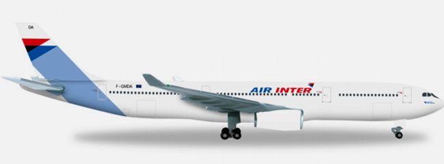 herpa 526760 A330-300 Air Inter WINGS 1:500