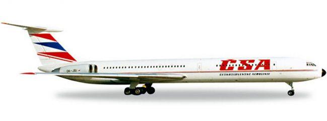 herpa 527194 CSA Ilyushin IL-62M WINGS 1:500