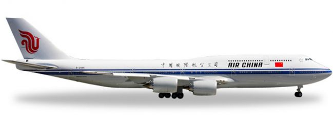 herpa 527231 B747-8 Air China WINGS 1:500
