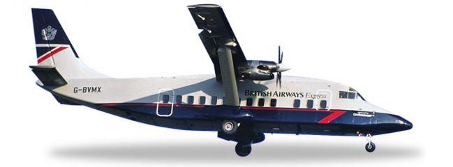 herpa 527279 Shorts 360 British Airways Express WINGS 1:500