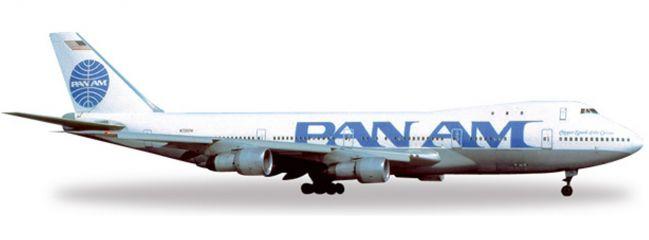 herpa 527293 B747-100 Pan Am N735PA Test WINGS 1:500
