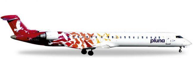 """herpa 527446 CRJ-900 PLUNA """"red"""" WINGS 1:500"""