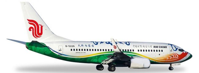 herpa 528023 B737-700 Air China Mongolia | WINGS 1:500