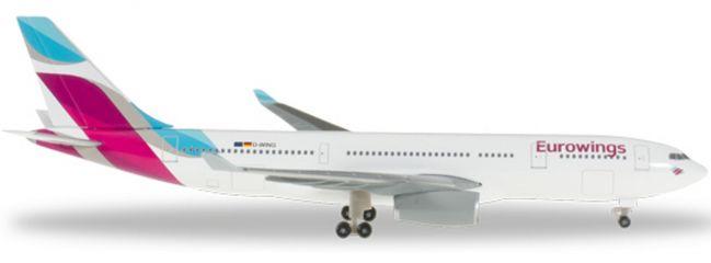 herpa 528153 A330-200 Eurowings | WINGS 1:500