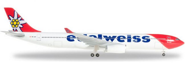 herpa 528870 A330-300 Edelweiss Air | WINGS 1:500