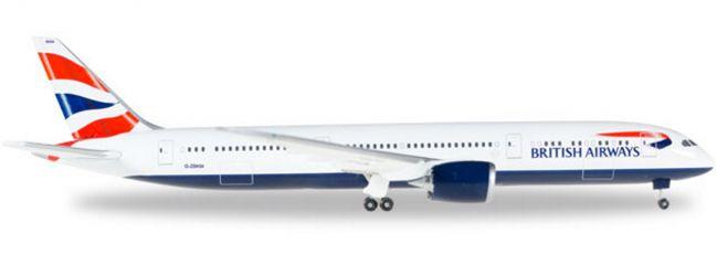 herpa 528948-001 British Airways B787-9 Dreamliner | WINGS 1:500
