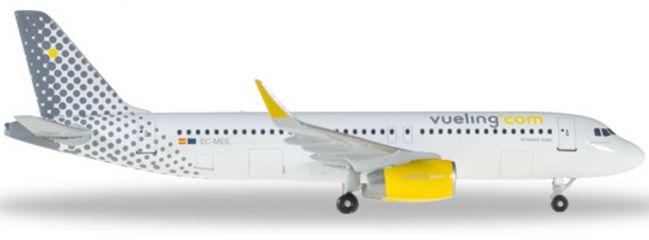 ausverkauft | herpa 528993-001 A320 Vueling ES-MES | WINGS 1:500