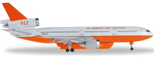 herpa 529082 DC-10-30 10 Tanker Air Carrier | WINGS 1:500