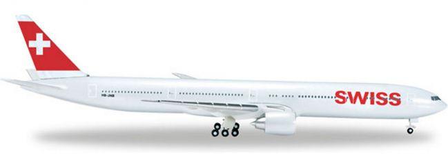 herpa 529136 B777-300ER Swiss International AirLines | WINGS 1:500