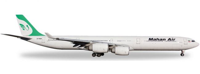 herpa 529228 A340-600 Mahan Air | WINGS 1:500