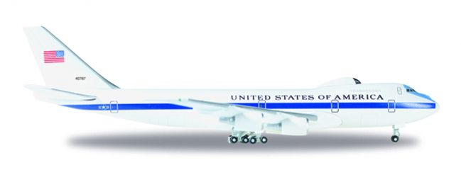 herpa WINGS 529266-001 Boeing E-4B US Air Force  Nightwatch 74-0787 Flugzeugmodell 1:500