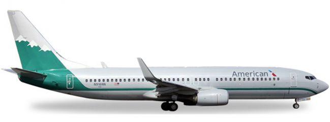 herpa 529372 B737-800 American Reno Air | WINGS 1:500