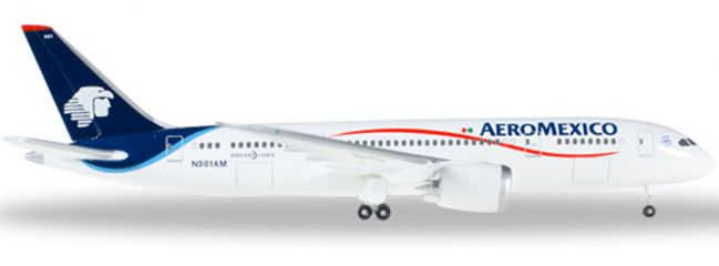 herpa 529815 B787-8 Aeromexico | WINGS 1:500