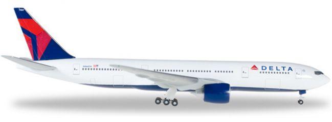 herpa 529839 B777-200 Delta Air Lines   WINGS 1:500