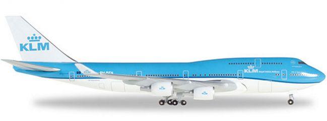 herpa 529921-001 KLM Boeing 747-400 City of Nairobi | WINGS 1:500