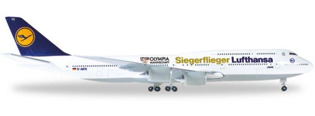 herpa 530026 B747-8 Lufthansa Olympia 2016 | WINGS 1:500