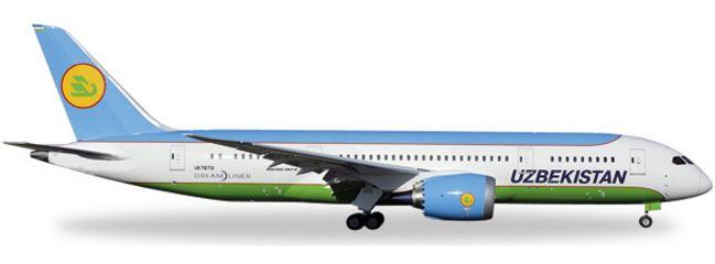 herpa 530040 B787-8 Uzbekistan Airlines   WINGS 1:500