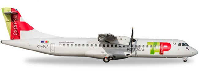 herpa 530064 ATR-72-600 TAP Express | WINGS 1:500
