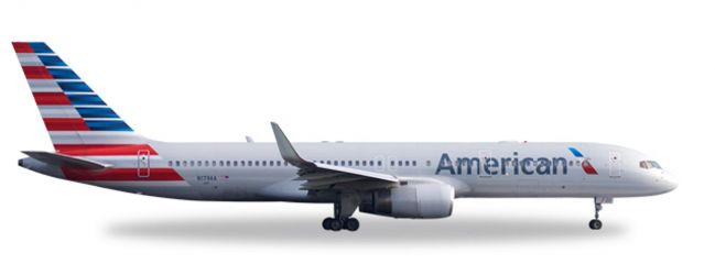 herpa WINGS 530125 Boeing 757-200 American Airlines Flugzeugmodell 1:500