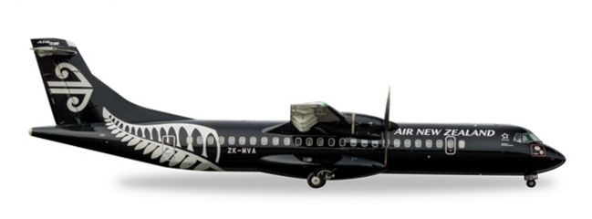 herpa WINGS 530446 ATR-72-600  Air New Zealand All Blacks Flugzeugmodell 1:500