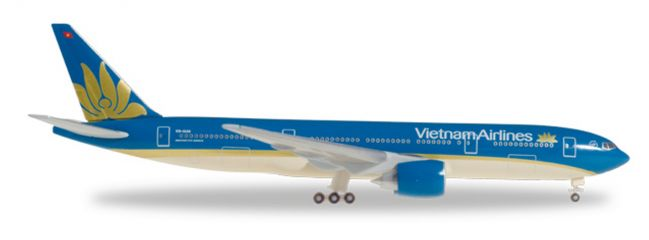 herpa WINGS 530460 Boeing 777-200 Vietnam Airlines Flugzeugmodell 1:500