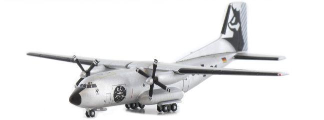 herpa 530682 Transall C-160 Luftwaffe LTG 61 60 Jahre Flugzeugmodell 1:500