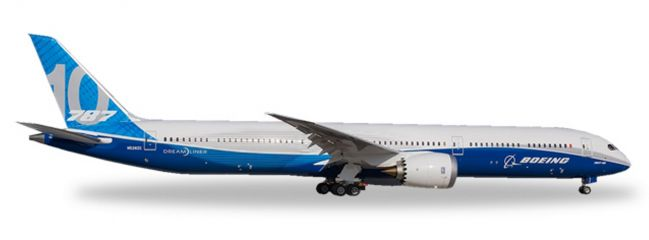 herpa WINGS 530781 Boeing B787-10 Dreamliner Boeing Flugzeugmodell 1:500