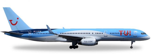 herpa 530903 Boeing 757-200 TUI Airlines Thomson Airways Flugzeugmodell 1:500