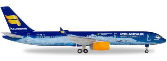 herpa 531108 Icelandair B757-200 80 Years of Aviation | WINGS 1:500