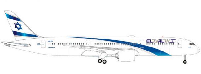 herpa 531214 Boeing 787 Dreamliner El Al | WINGS 1:500