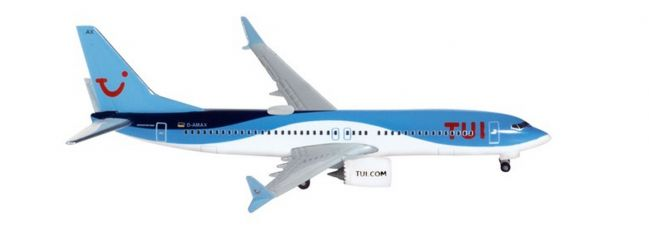 herpa 532679 Boeing 737 MAX 8 TUIfly Flugzeugmodell 1:500