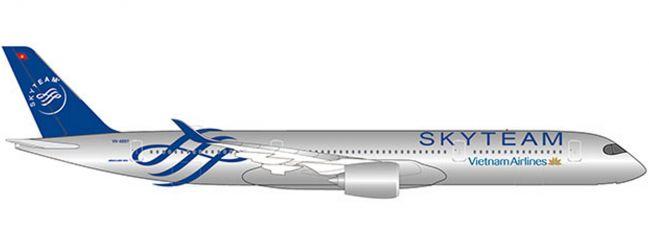 herpa 532693 Vietnam Airlines Airbus A350-900 SkyTeam | WINGS 1:500