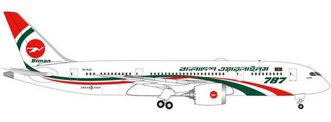 herpa 532730 Biman Bangladesh Airlines Boeing 787-8 Dreamliner | WINGS 1:500