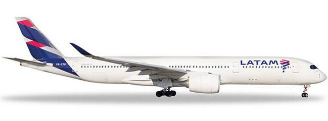 herpa 532754 LATAM Brasil Airbus A350-900 | WINGS 1:500