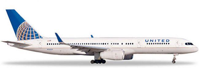 herpa 532846 United Airlines Boeing 757-200   WINGS 1:500