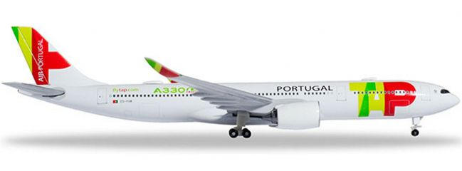 herpa 532860 TAP Air Portugal Airbus A330-900 neo | WINGS 1:500