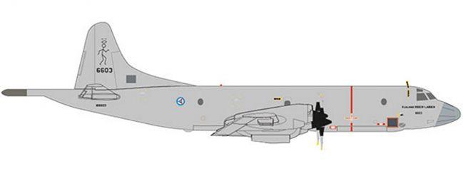 herpa 532907 Norwegian AF Lockheed P-3N Orion | WINGS 1:500